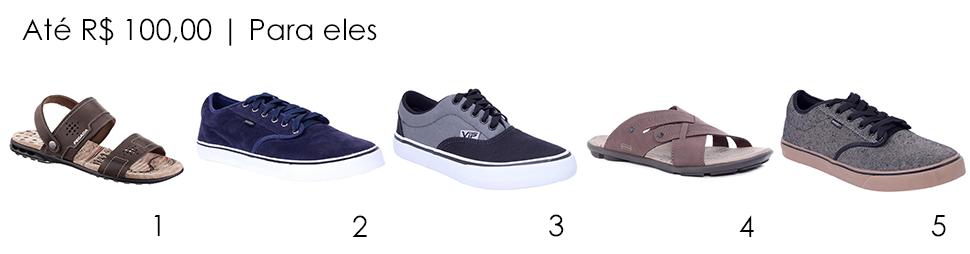 sapatos eles 100