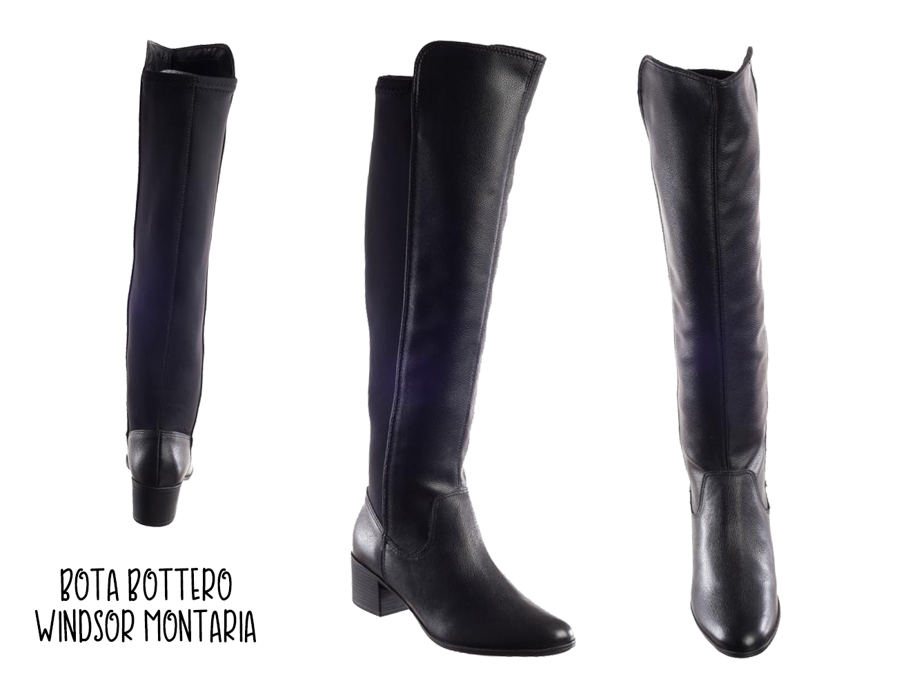 Bota Bottero Windsor Montaria blog