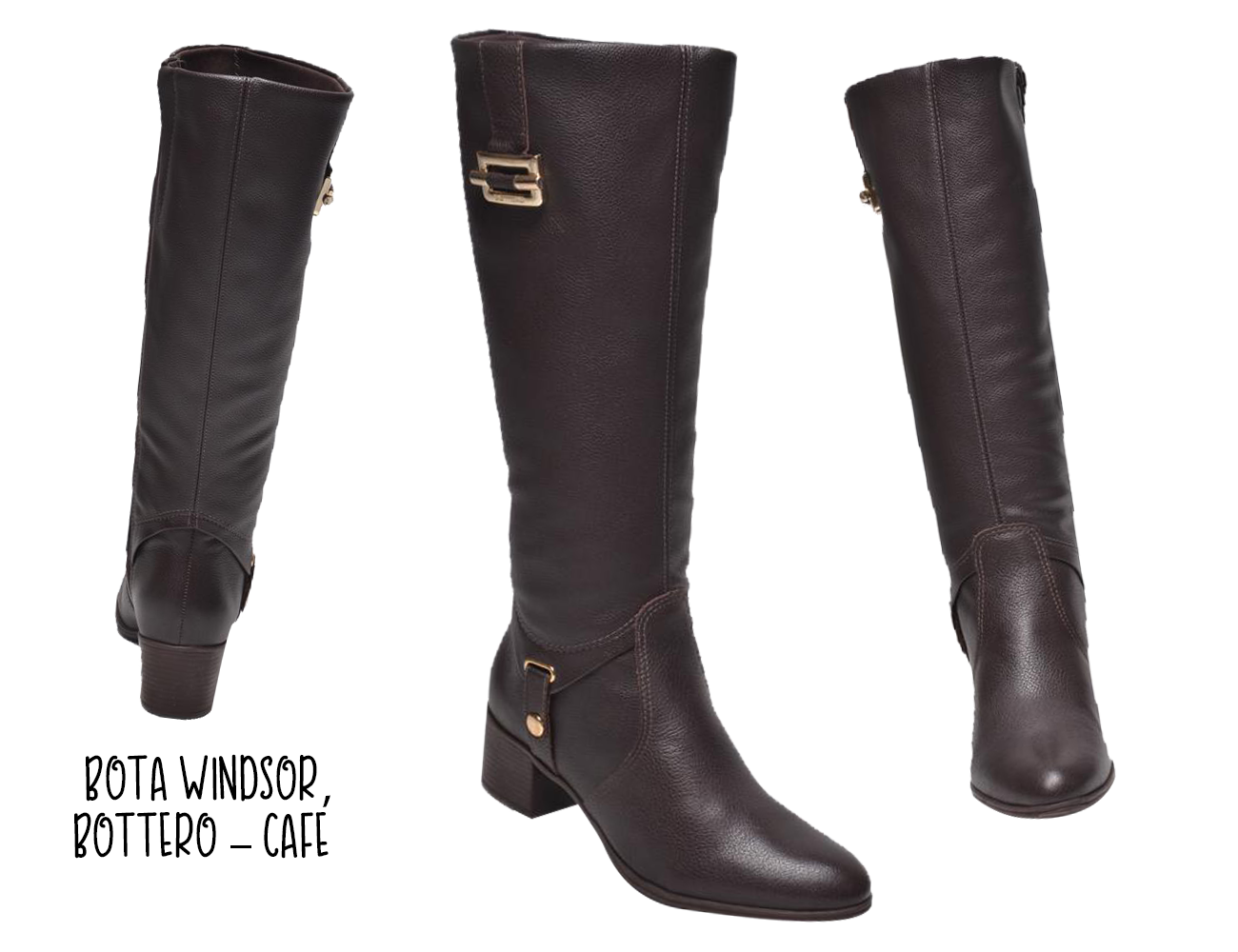 Bota Windsor Bottero – Café blog